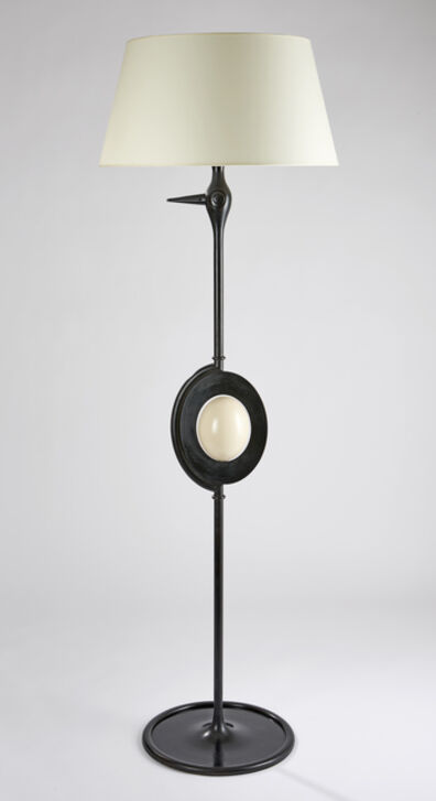 "Hubert Le Gall, '""Ostrich"" Floor Lamp ', 2016"