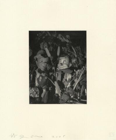 Jim Dine, 'Untitled (Pinocchio)', 2005