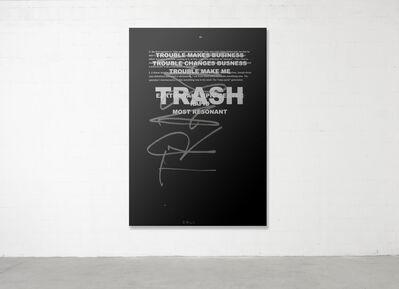 Stefan Brüggemann, 'Trash Painting #2', 2017