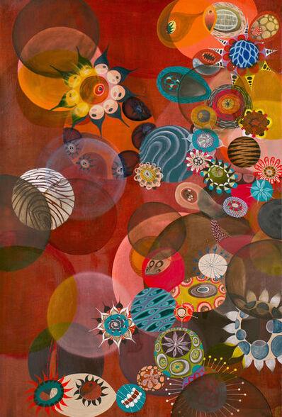 Melinda Hackett, 'Rose Arbor', 2012