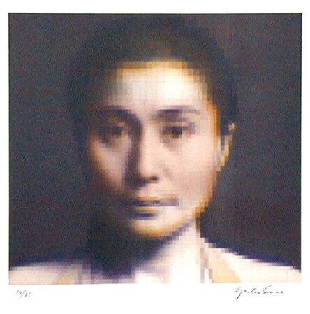 Yoko Ono, 'Portrait of Nora', 1992