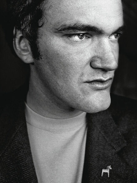 Johan Bergmark, 'Quentin Tarantino', 1994