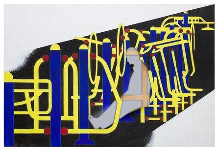 Zang Kunkun 臧坤坤, ' Prospect VI', 2016