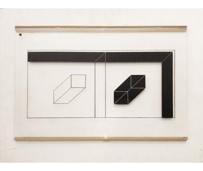 Margarita Paksa, 'Identidad en dos situaciones', 1967