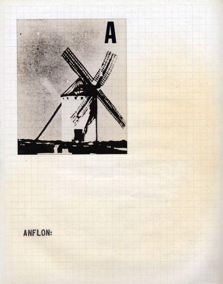 Leandro Katz, '27 Windmills', 1972