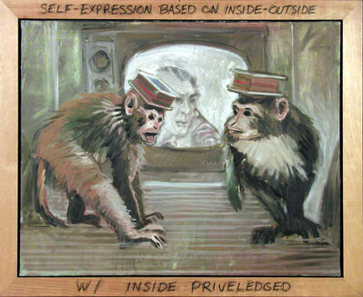 Bruce Adams, 'Self Expression Based on Inside-Outside w/ Inside Privileged', 2001-2019