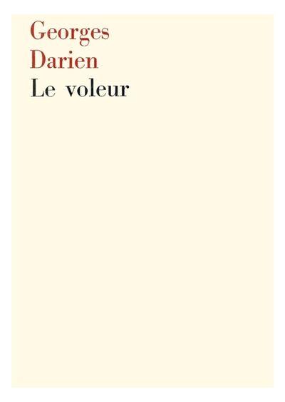 Sara & André, 'Le Voleur', 2014