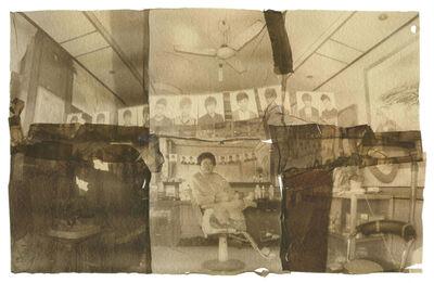 Zhang Xiao 张晓, 'Eldest Sister in Her Barber Shop', 2012