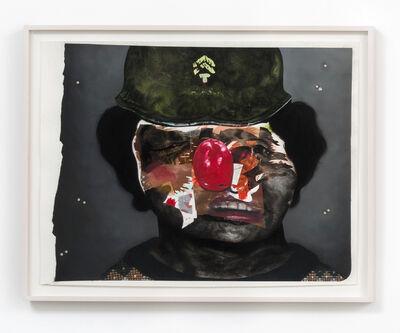Nathaniel Mary Quinn, 'Bang', 2015