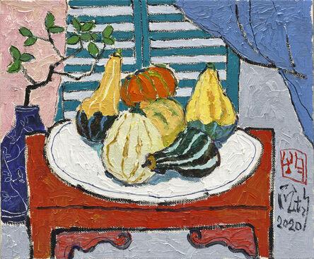 Pang Jiun, 'Pumpkins', 2020