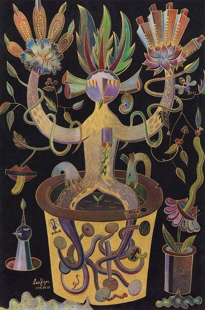 Fi Lee, 'Phytogenic Animality', 2015