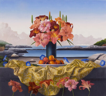 James Aponovich, 'Day Lilies Appledore', 2015