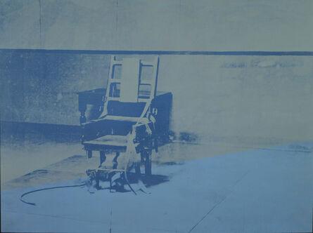 Andy Warhol, 'Big Electric Chair', 1967-1968