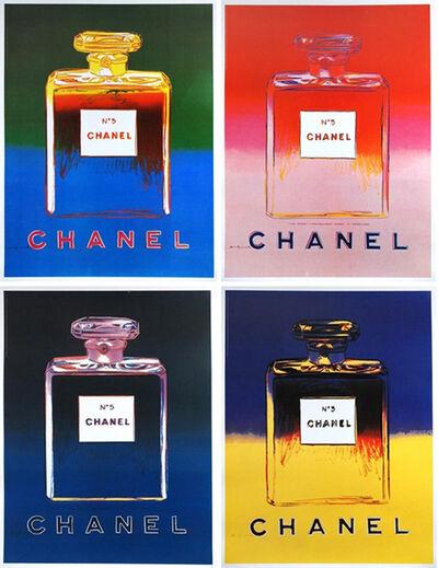 Andy Warhol, 'Chanel No. 5 (set of 4)', 1997