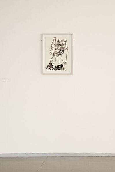 Marlene Dumas, 'Related Zones', 1987