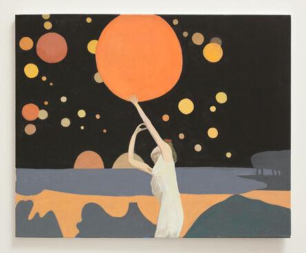 Bruno Knutman, 'Mellan himmel och jord I / Between Heaven and Earth I', ca. 2015