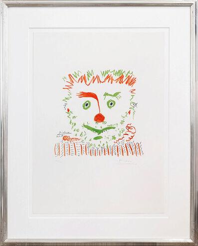 Pablo Picasso, 'Le Clown', 1968