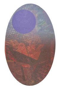Sam Gilliam, 'Oval', 2008