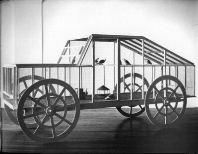 Anton van Dalen, 'The Pigeon Car', 1987