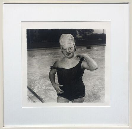 Diane Arbus, 'Untitled - Girl in Swimming Cap (11)', 1970-1971