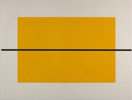 Donald Judd, 'Untitled (Schellmann 193)', 1990
