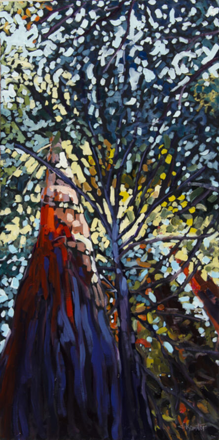 Deb Komitor, 'The Painted Forest', 2015