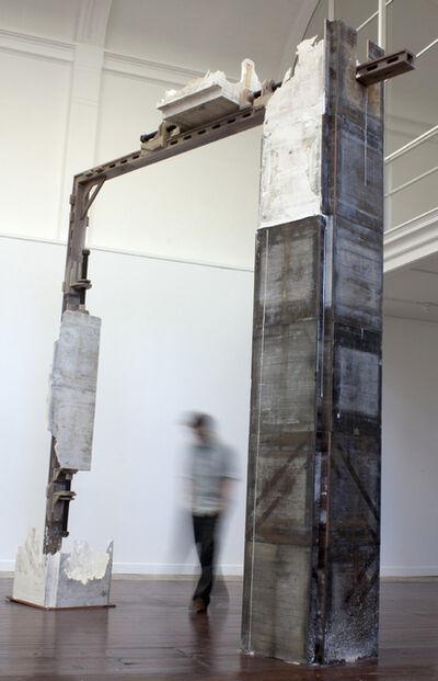 Jonas Wijtenburg, 'Reconstructing ruined motives #1', 2013