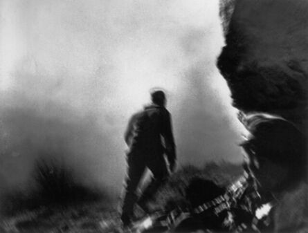 Robert Capa, 'Spain, Near Fraga, Aragon front, Loyalist troops during an offensive along the Rio Segre', 1938