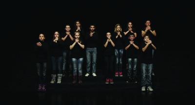 Ana Adamović, 'Two Choirs', 2014