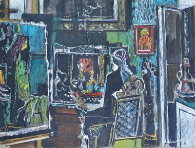 BRANKO KOVAČEVIĆ, 'In the Studio', 1979