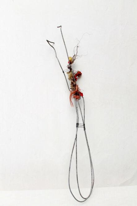 Patricia Belli, 'Alambre decorado 4', 2013