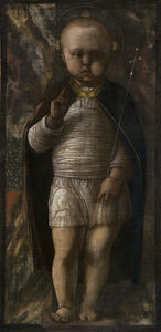 Andrea Mantegna, 'The Infant Savior', ca. 1460