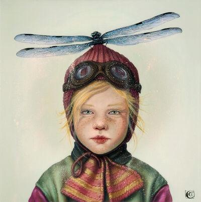 Claudia Giraudo, 'Departures - Aviator Dragonfly Atto II', 2020