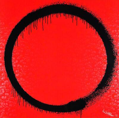 Takashi Murakami, 'ENSÕ: THE HEART', 2016
