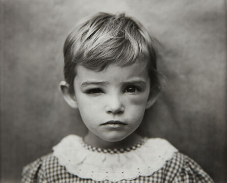 Sally Mann, 'Damaged Child', 1984