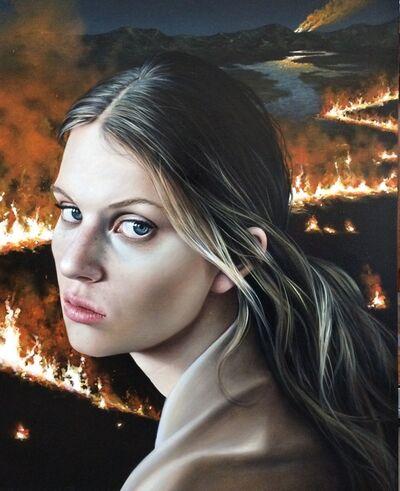 Jorge Santos, 'Fire Starter', 2018