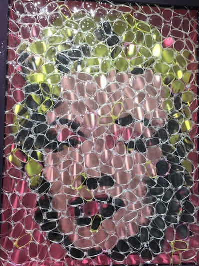 David Datuna, 'Marilyn, Portrait Series', 2016