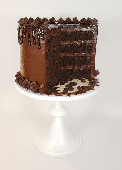 Peter Anton, 'So Chocolate Cake', 2021