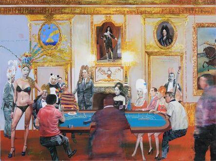 Konstantin Bessmertny, 'Gambling for Living. Casino Republic', 2014
