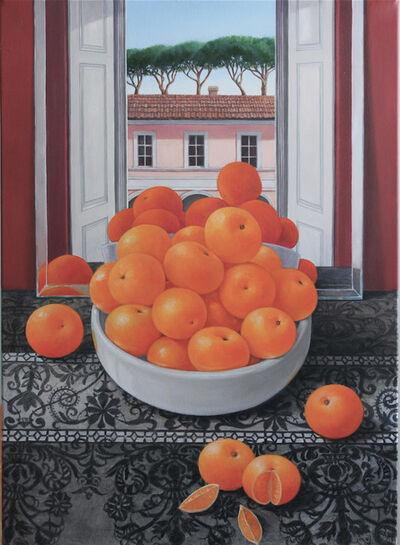 Elizabeth Johansson, 'Clementines', 2013