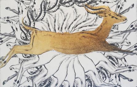 Manal Mahamid, 'The Goldern Gazelle', 2016