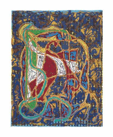 Frank Stella, 'Imola Three IV', 1984