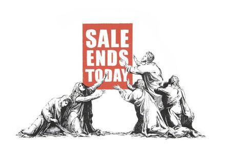 Banksy, 'Sale Ends (Version 2)', 2017