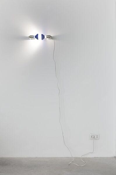 Jason Dodge, 'Two Lights (daylight bulbs)', 2014