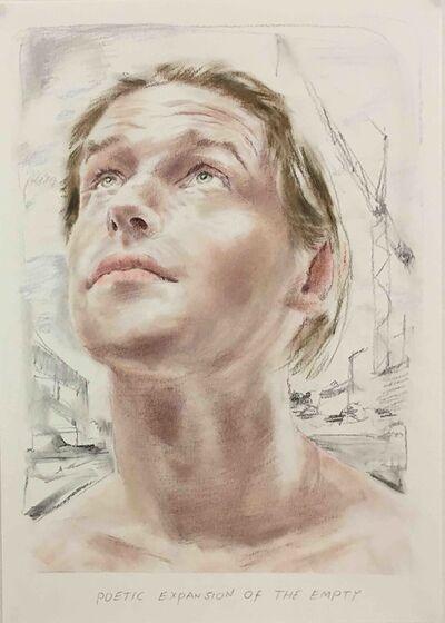 "Muntean & Rosenblum, 'Untitled (""Poetic expansion of…"")', 2020"