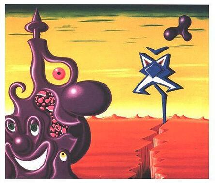 Kenny Scharf, 'Kenny Scharf, Sajippe Kraka ', 1998