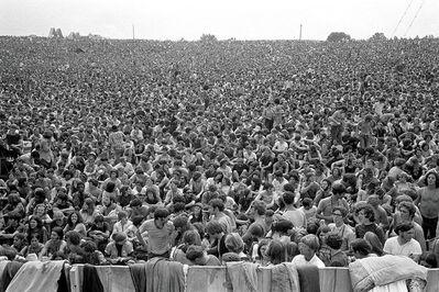 Baron Wolman, 'Woodstock 1969 300000 Strong', 1969