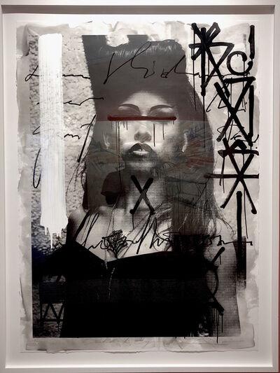 RETNA, 'Black Eyes', 2012