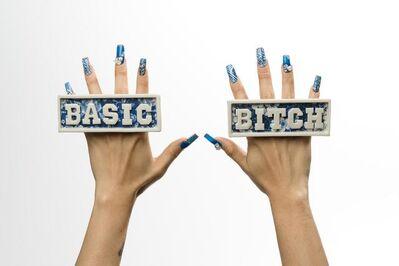 Jennifer Ling Datchuk, 'Basic Bitch', 2018