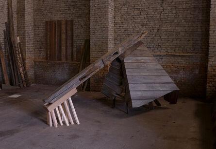 """Andris Eglītis, '""""STRUCTURE""""', 2015"""